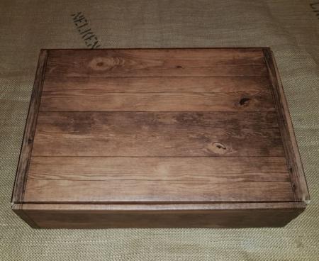 Adventskalender Box geschlossen