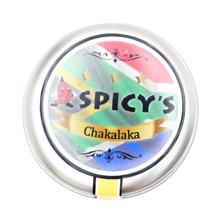 Chakalaka Deckel