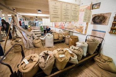 Ein Blick in das Museum der Kräuter und Gewürze
