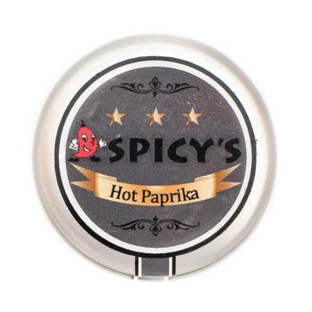 Hot Paprika Deckel