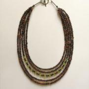 Kampot-Pfeffer-Halskette