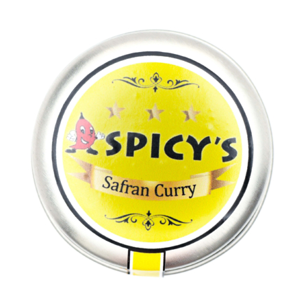 Safran Curry Deckel