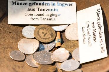 Spicy's Kuriositäten - Alte Münzen