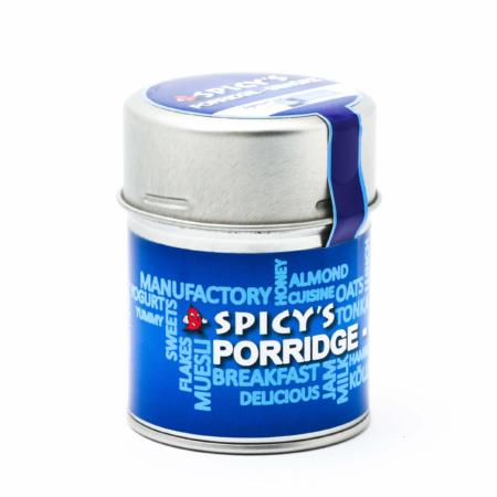 Spicy's Porridge Gewürz