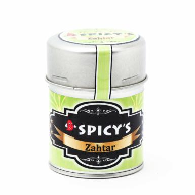 Spicy's Zahtar