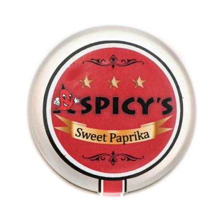 Sweet Paprika Deckel