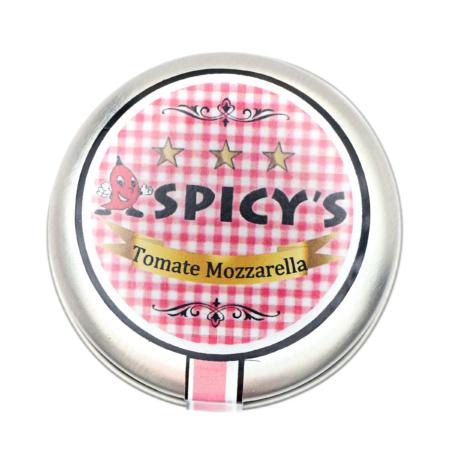 Tomate Mozzarella Deckel