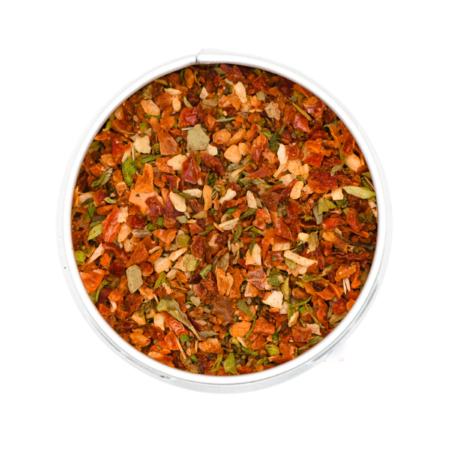 Tomate Mozzarella Inhalt