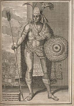 Vanille und Moctezuma