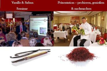 Vanille & Safran Seminar