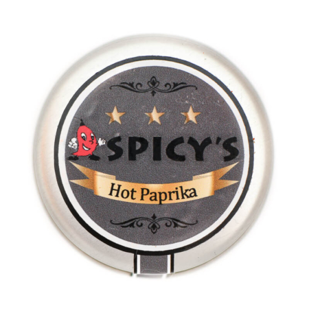 Hot Paprika Deckel